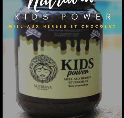 nutriana kids power