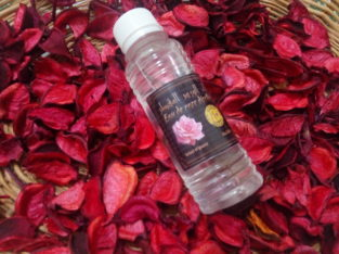 ماء الورد المقطر